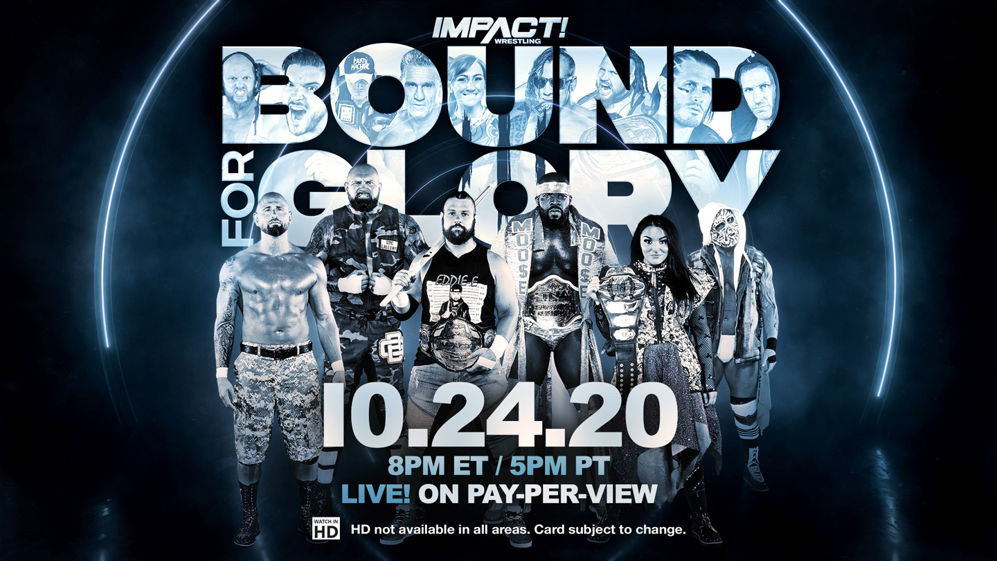 Impact Wrestling: Bound For Glory